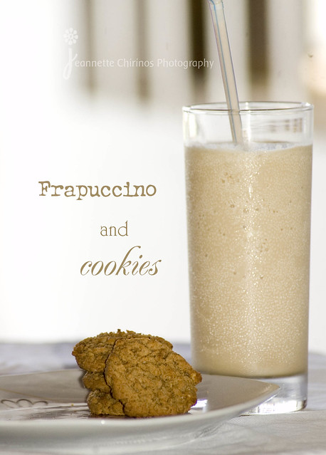 Feb 19 {50/365} | Frapuccino and Cookies