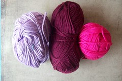 11 (fleurfatale) Tags: new wool colors crochet shades yarn cotton