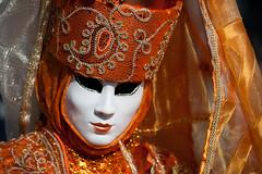 (Santini Roberto) Tags: carnival venice italy canon square italia mask piazza carnevale venezia sanmarco maschera 2010 carnevaledivenezia venicecarnival ef70200mmf4lisusm