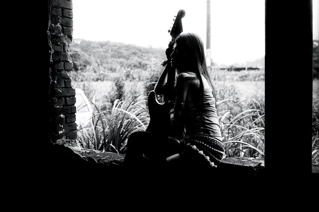 [黑白] 2008友站外拍