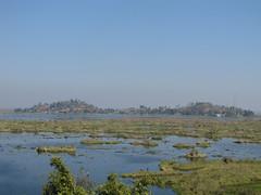 piece of land (nabakumar khoirom) Tags: lake island cay karang manipur phum loktak thanga