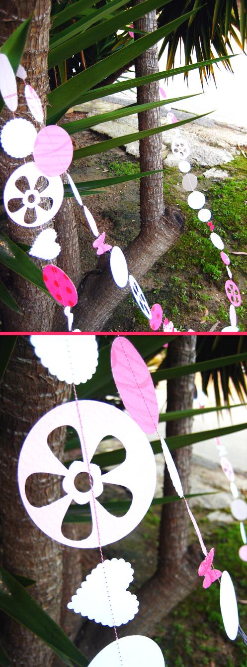 Sweet Pink Garland