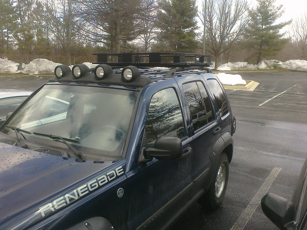 Lost Jeeps View Topic Good Roof Rack Basket