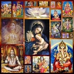 Divinits (les ralisations de patine07) Tags: viergemarie indiennes divinits lesralisationsdepatine07 wwwcybleradioorg