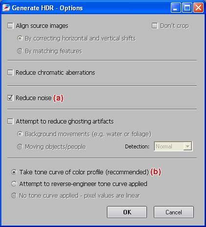 HDR con Photoshop CS4 y Photomatix