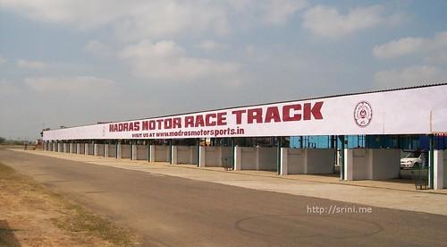 mrf race 197