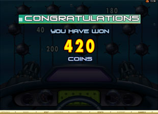 free Double O'Cash gamble bonus prize
