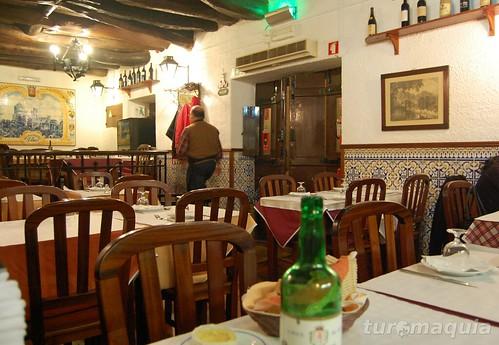 Restaurante em Sintra