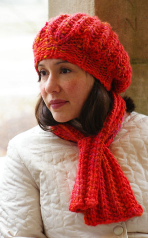 Mistaken Identity Hat And Scarf
