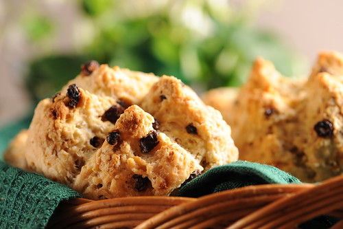 Irish Soda Bread Rolls Recipe