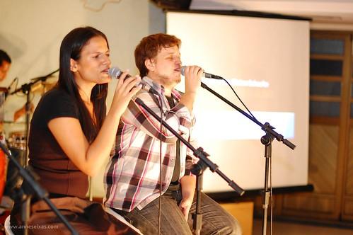 Douglas e Marcelle