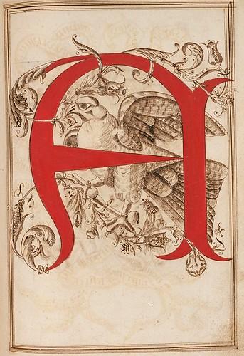 015-Opera dianto nella quale vedrete molte caratteri di lettere - Antonio Schiratti – 1600-1615