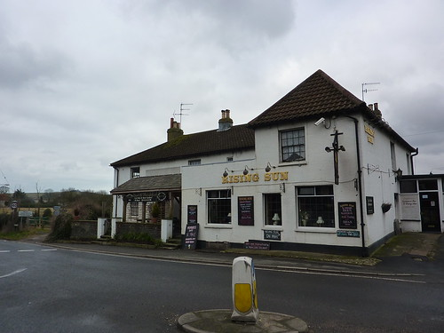 The Rising Sun, Upper Beeding, West Sussex