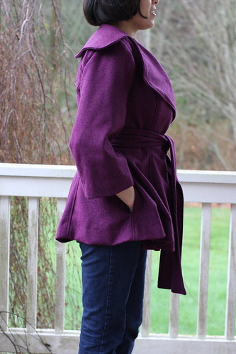 Sewing Pattern Review Lady Grey By Colette Patterns Ilovefabric Blog