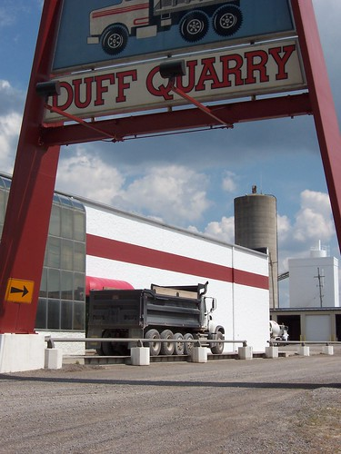 Duff Quarry Arch