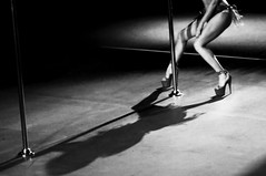 Red Shoes (Lori Foxworth) Tags: blackandwhite legs dancer stilettos poledancing uspdf poledancingchampionships quotlorifoxworthquot quotlorifoxworthphotographyquot quotblackwhiteandrawquot quotyourdailycheesesteakquot
