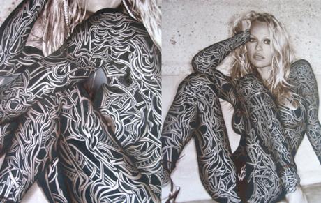 tatuajes artes chile.  belga Jean-Luc Moerman se inspira en los tatuajes y el arte corporal.