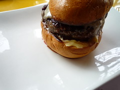 Umami Burger's Hatch Burger