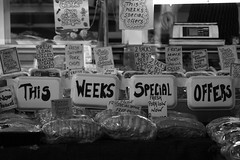 Butchers (taperoo2k) Tags: oxford coveredmarket butchers hedges
