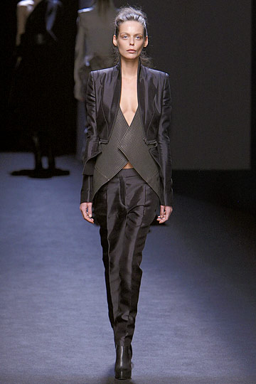 haider ackermann fall 2010 rtw 2