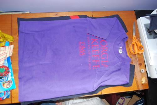 t-shirt makeover
