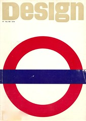 Design Magazine cover - London transport design issue, 1965 (mikeyashworth) Tags: london londontransport londonunderground underground design designmagazine roundel 1965 mikeashworthcollection