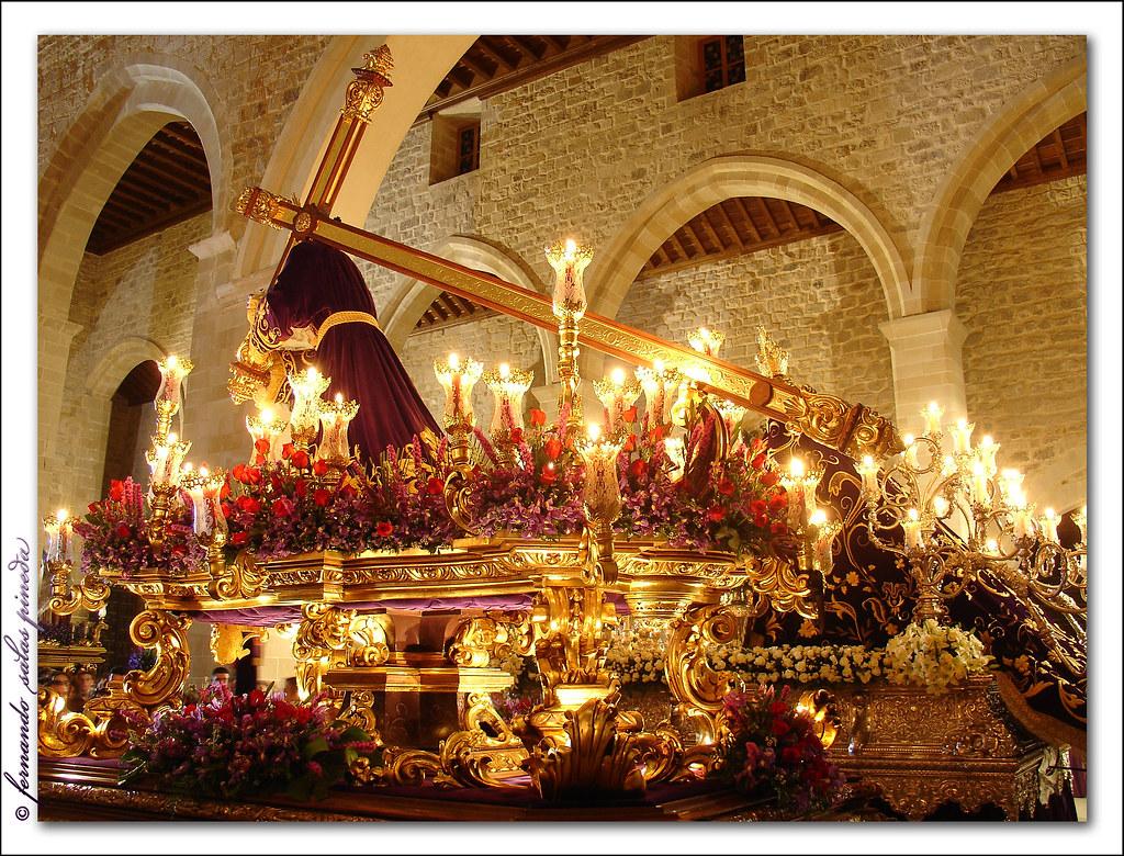 Semana Santa en añoradas piedras