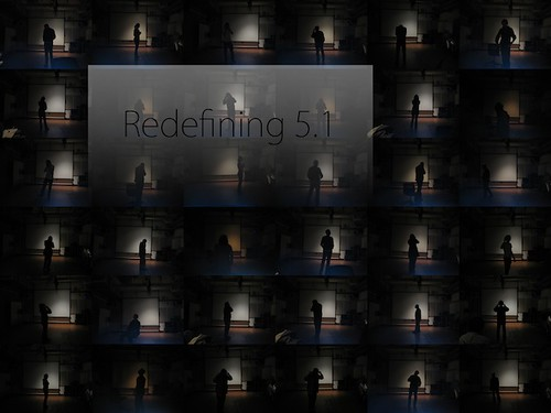 [Collage image of Redefining 5.1]