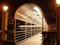 Puente Peatonal Estela Montti - Chosica Villa del Sol