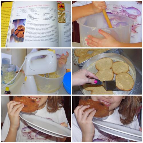 Cookies (receita da Nigella)