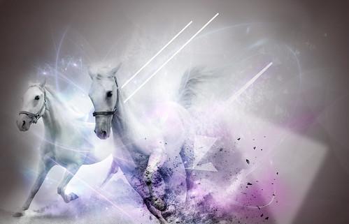 Inked: Horses