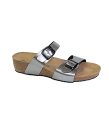 "Lola Sabbia Becky sandal silver • <a style=""font-size:0.8em;"" href=""http://www.flickr.com/photos/65413117@N03/32652728760/"" target=""_blank"">View on Flickr</a>"