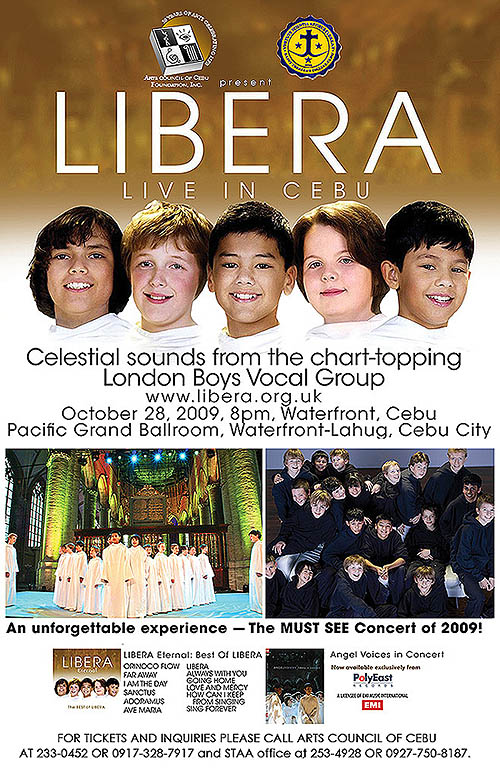 Libera in Cebu