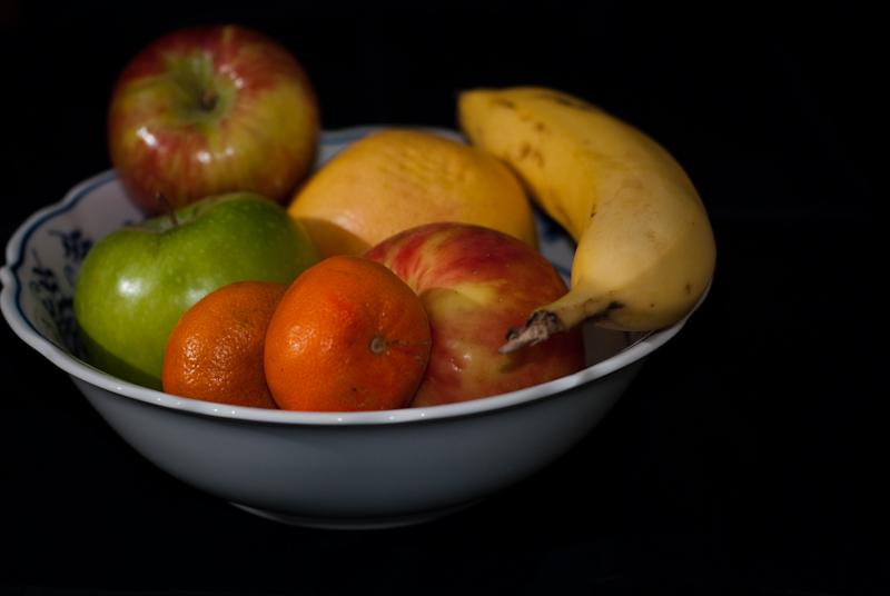 Day 17: Fruit