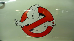 Ghostbusters car (Ilia Goranov) Tags: judo paris france film car underground parking cadillac ambulance institute vehicle ghostbusters 1959 ecto1  moovie       institutdujudo  cadillacecto1    djudo
