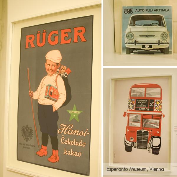 Esperanto Museum, Vienna