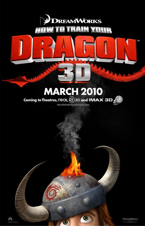 Cómo entrenar a tu Dragón poster