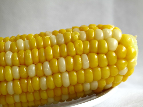 IMG_1953 Steamed Maize,蒸玉米