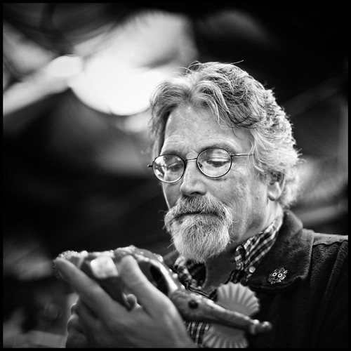 Jim Woodring photo by Jonas Seaman
