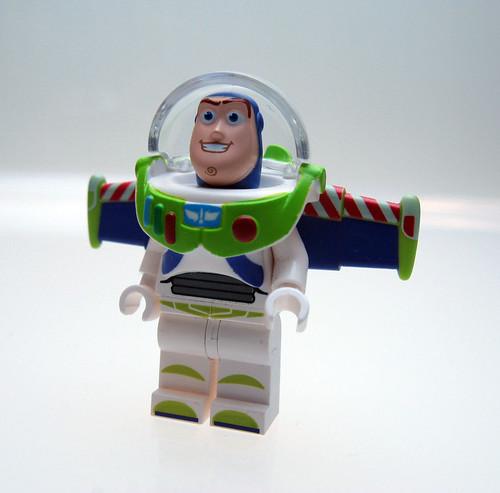 Buzz Lightyear Toy Story Lego minifg
