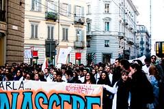#13 (bandini's.on.fire) Tags: torino si università ricerca futuro lavoro onda precarietà saperi gelmini ondaanomala studentiindipendenti scioperoconoscenza