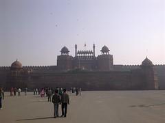 Lal Qila (pieber) Tags: india shozu geotagged redfort olddelhi lalqila lahorigate geo:lon=7723734 geo:lat=2865603