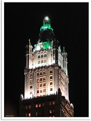 New York 2009 - Woolworth Building