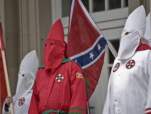 From flickr.com: Ku Klux Klan {MID-72171}