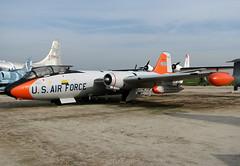 Martin EB-57B (Alex McKnight Aviation) Tags: airplane airport martin canberra airforce usaf b57 marcharb