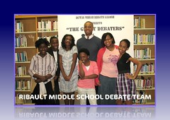 Ribault Novice Policy Debate Team