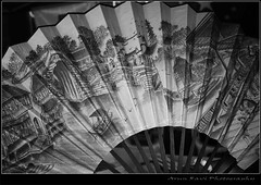 Ancient Times ~ (Arun Ravi Photography) Tags: fan blackwhite graphic chinese story diagram tale aiesec oldtimes depiction ancienttimes canvaslandscape