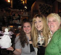 Tinsel Wonderland: Tiffany, Me, Terri