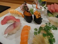 Sashimi y Sushi Variado