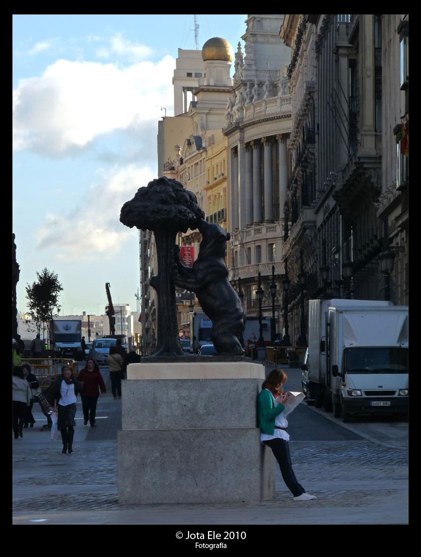 El Oso y el Madroño III